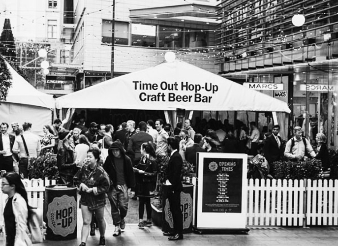 Set TimeOut HopUp Bar